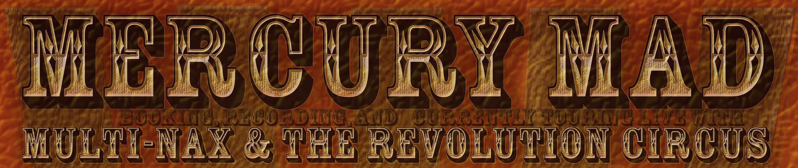 Mercury Mad @ Reverb nation.com!